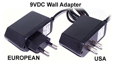 Example Photo of Wall Adapter