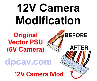 12V Modification