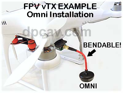Quadcopter Installation Example