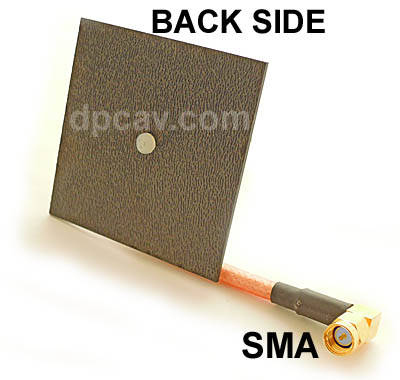 Back Side, SMA View