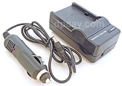 Automobile Plug Adapter Included.