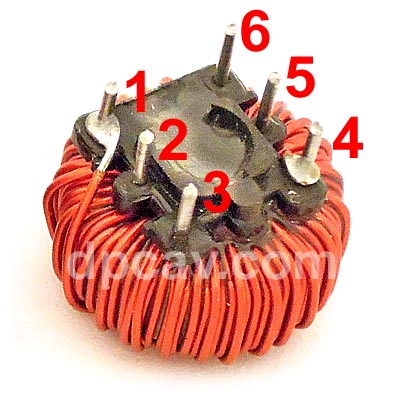 Inductor Pinout