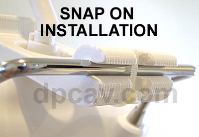 Snap-On Installation