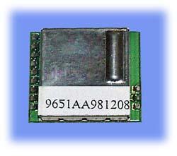Airwave AWM651TX A/V Transmitter Module, 2.4GHz/10mW