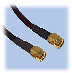 SMA Patch Cable, KSR195 (LMR195) Coax