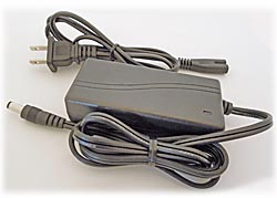 12VDC Power Adapter, 2 Amp (North American)