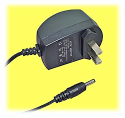 5VDC Power Adapter, 600mA (North American)