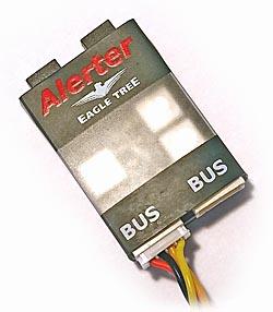 Vector / MicroVector Alerter Module (LED & Buzzer)