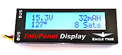 Vector / MicroVector InfoPanel LCD (Display Module)