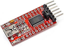 FT232RL USB to TTL Serial Adapter Board