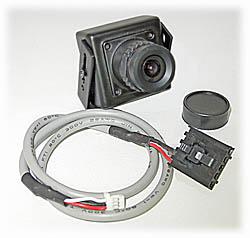 "RCV922 V2 CCD ""Pilot's Camera"" / 420-Line (FatShark CCD-420N)"