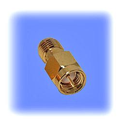 RP-SMA Jack to SMA Plug Adapter