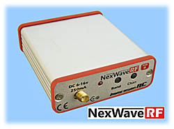 5.8GHz 32-Channel A/V Receiver, (Uno5800-V4 Alpha)