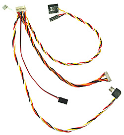 Video Cable for Vector / Fatshark or ImmersionRC vTx / GoPro Hero 3~4