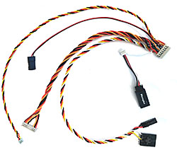 Video Cable for Vector / Fatshark or ImmersionRC vTx / FatShark Camera