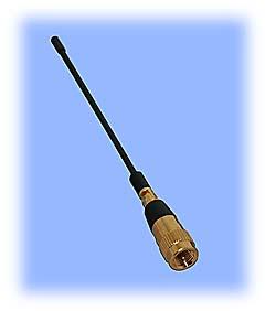 900MHz Whip Antenna, Swivel SMA