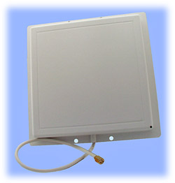 1080MHz - 1200MHz Patch Antenna, +8dBi (L-COM RE1208P)