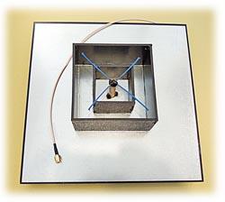 1.3GHz Crosshair Antenna, +10dBic RHCP