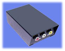 Airwave 5.8GHz A/V Receiver, Metal Case