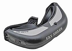 BASE SD VGA FPV Goggles (FatShark)