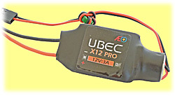 12VDC Voltage Regulator, Switch-Mode Type