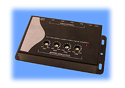 Economy 4-Output Video Amplifier / Buffer (BVAM5)