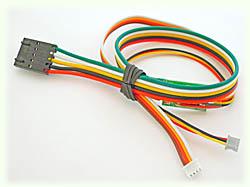 Video Cable for DJI iOSD Mini / ImmersionRC or FatShark vTx / FatShark Camera