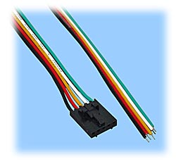 A/V Pigtail Cable for Flysight / Boscam / Foxtech Transmitters