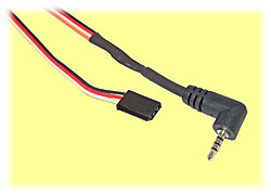 GoProHD Hero/Hero2 Camera Cable (Pro-Series), Video Only