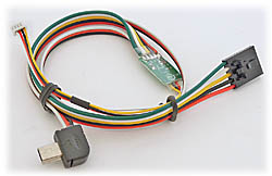 Video Cable for DJI iOSD Mini / ImmersionRC or FatShark vTx / Hero3~Hero4