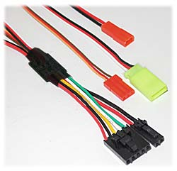 Custom A/V Cable for ImmersionRC & FatShark Transmitters