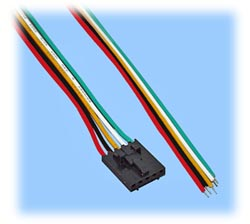 A/V Pigtail Cable for ImmersionRC & FatShark Transmitters