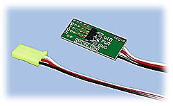Voltage Regulator for 5VDC Camera
