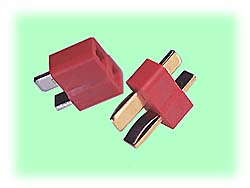 Deans Ultra T-Connector, Pair