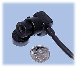 DPC-4211M Mini CCD Camera / 420-Line