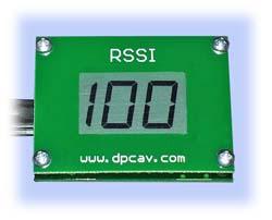 RSSI Meter Kit (Assembled)