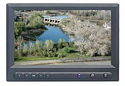 FPV Monitor, 8-Inch Color TFT LCD