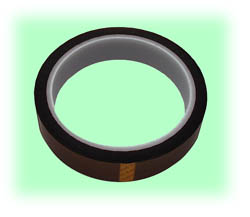 Polyimide Heat Resistant Tape, 24mm