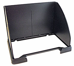 Sun Shade For Black Pearl Diversity Monitor (Folding / Plastic)
