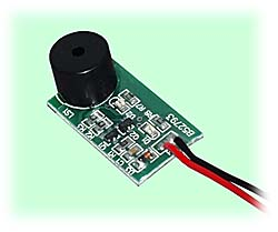 Battery Alarm for 3-Cell (3S) LiPO