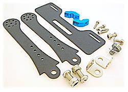 FPV Monitor Mounting Kit