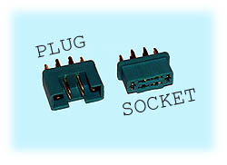 MPX Six Pin (6-Pin) Connector