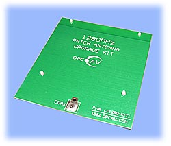 1280MHz L-COM Patch Antenna Upgrade Kit