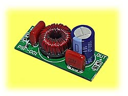 Power Supply Filter, L-C Type