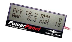 eLogger PowerPanel LCD Display Expander