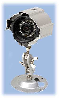 Color CCD Security Camera / 420-Line