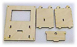 Side Car Kit for Tracking Antenna Pan/Tilt