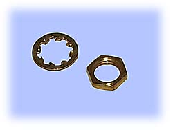 SMA Nut and Washer Set