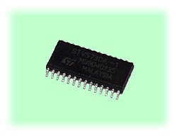 STV5730A OSD (On-Screen Display) IC
