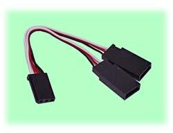 Servo V-Cable, Lightweight